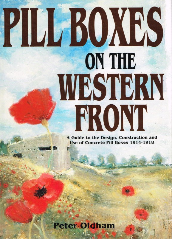 Image for PILL BOXES ON THE WESTERN FRONT