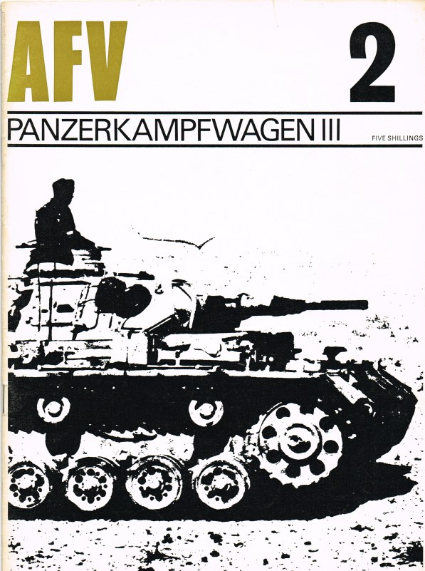 Image for PROFILE AFV 2: PANZERKAMPFWAGEN III