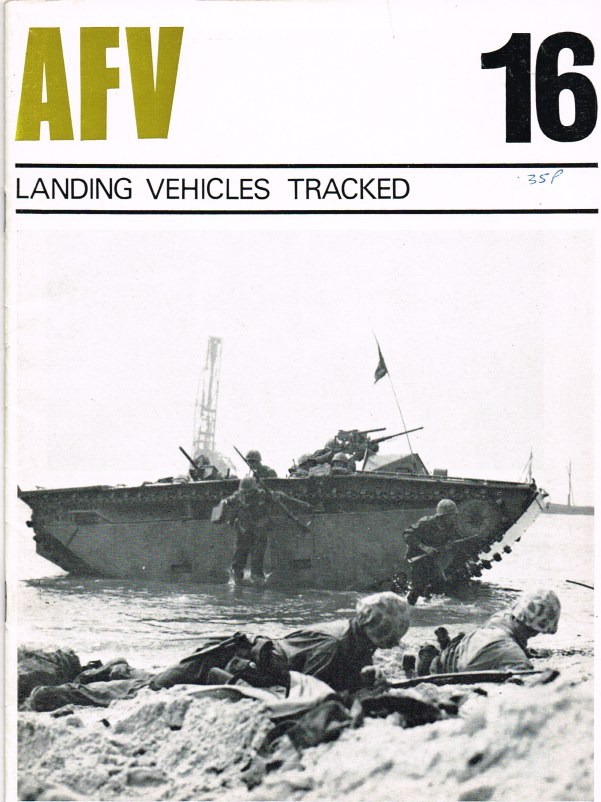 Image for PROFILE AFV 16: LANDING VEHICLES TRACKED