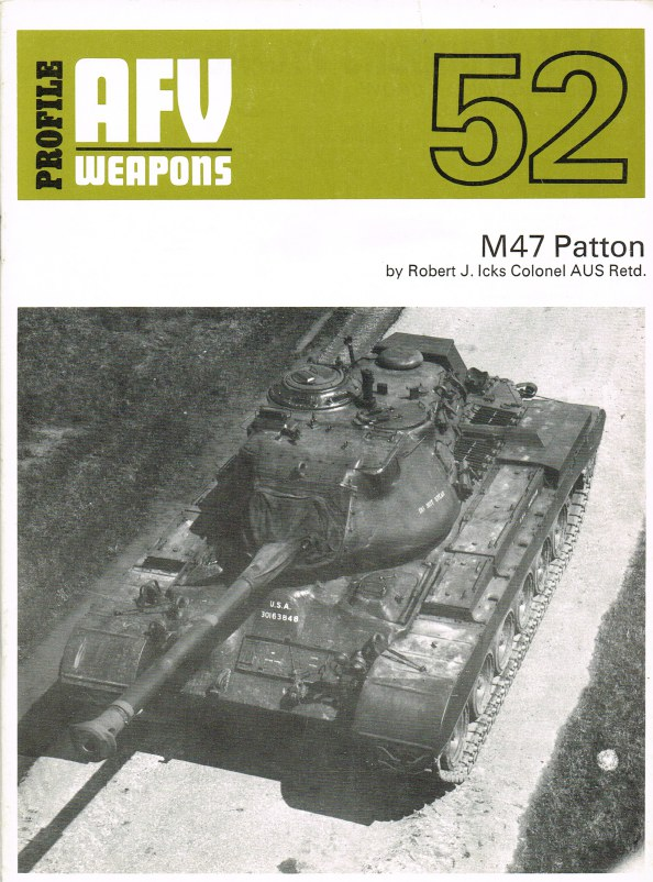Image for PROFILE AFV 52: M47 PATTON