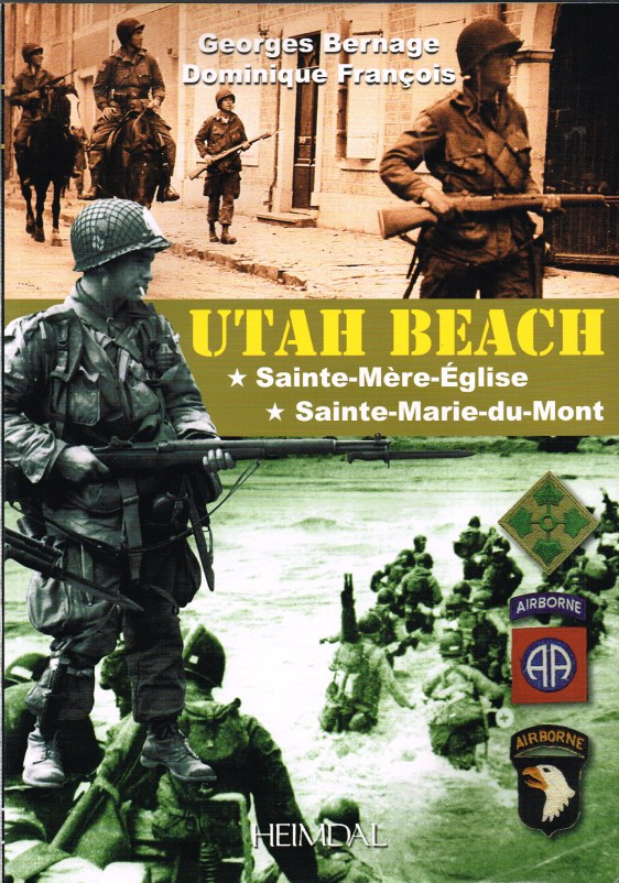 Image for UTAH BEACH: SAINTE-MERE-EGLISE, SAINTE-MARIE-DU-MONT (FRENCH TEXT)