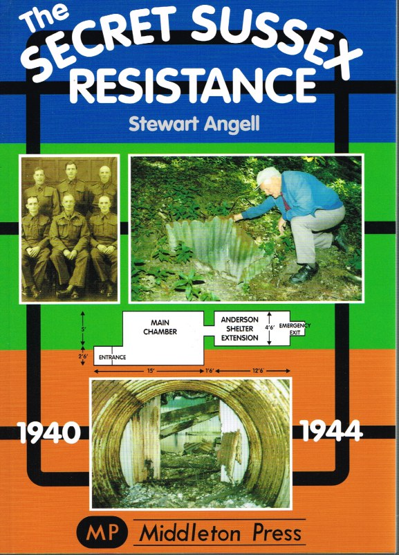 Image for THE SECRET SUSSEX RESISTANCE