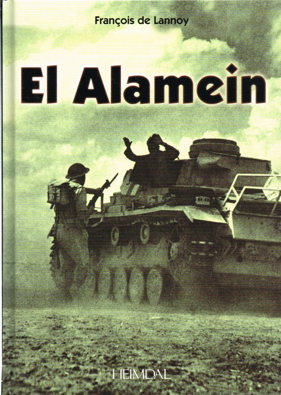Image for EL ALAMEIN (FRENCH TEXT)
