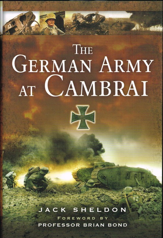 Image for THE GERMAN ARMY AT CAMBRAI