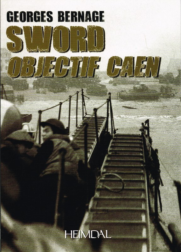 Image for SWORD: OBJECTIF CAEN (FRENCH TEXT)