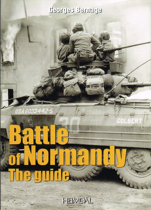Image for BATTLE OF NORMANDY: THE GUIDE
