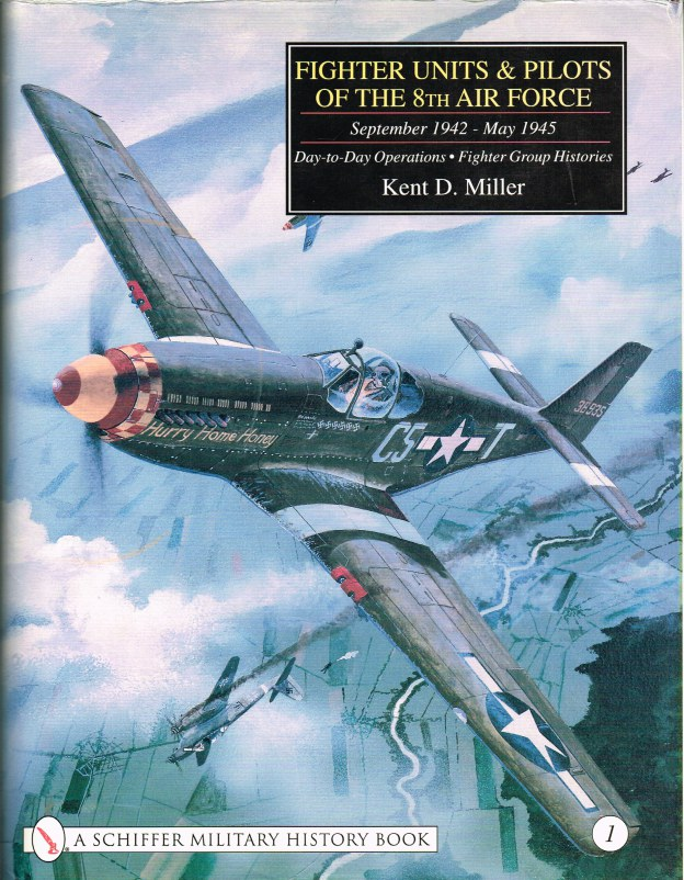 Image for FIGHTER UNITS & PILOTS OF THE 8TH AIR FORCE SEPTEMBER 1942 - MAY 1945 VOLUME 1: DAY-TO-DAY OPERATIONS, FIGHTER GROUP HISTORIES