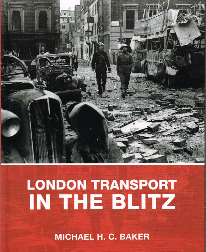 Image for LONDON TRANSPORT IN THE BLITZ