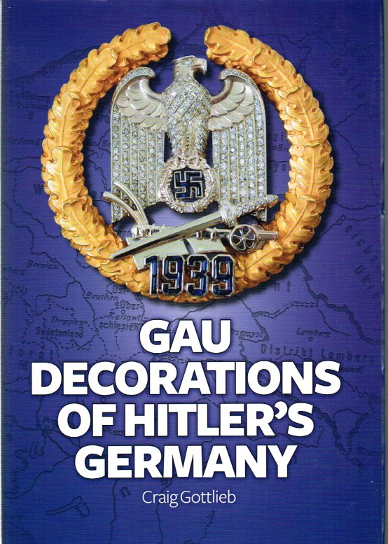 Image for GAU DECORATIONS OF HITLER'S GERMANY