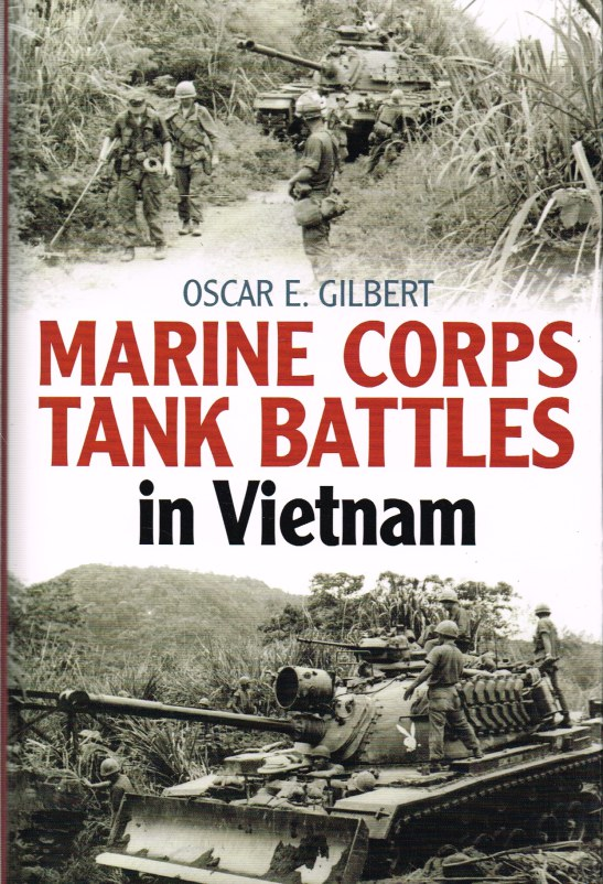 Image for MARINE CORPS TANK BATTLES IN VIETNAM