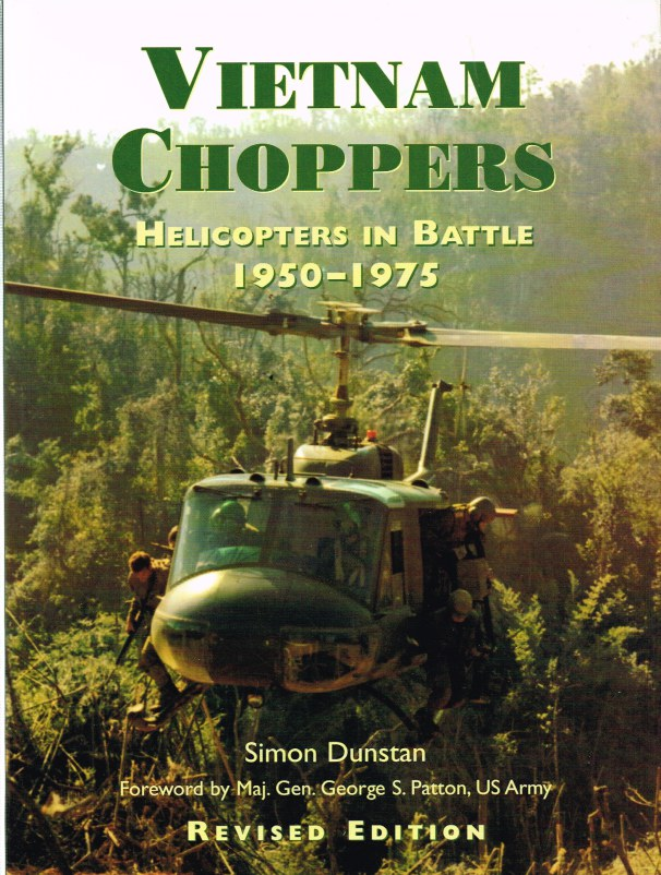 Image for VIETNAM CHOPPERS: HELICOPTERS IN BATTLE 1950-1975 (REVISED EDITION)