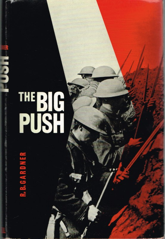 Image for THE BIG PUSH: A PORTRAIT OF THE BATTLE OF THE SOMME
