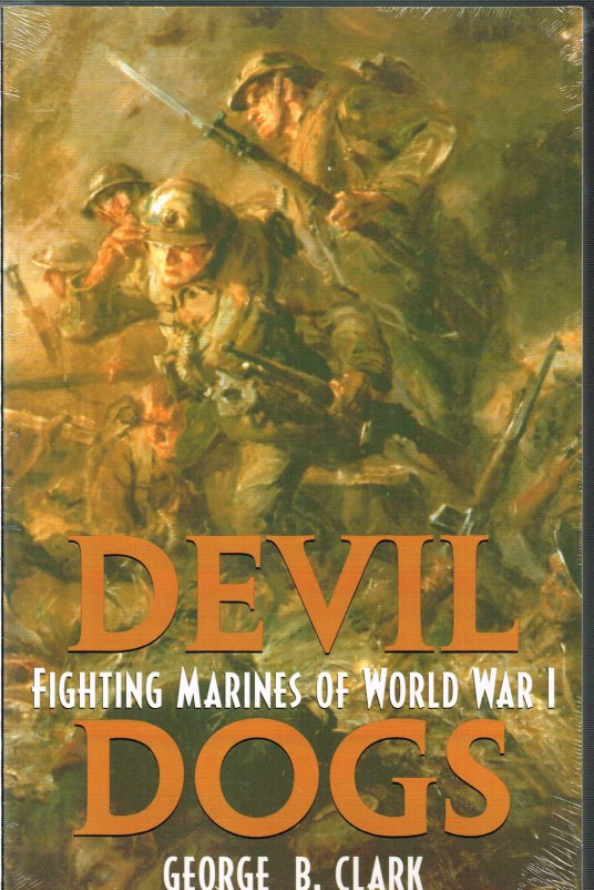 Image for DEVIL DOGS: FIGHTING MARINES OF WORLD WAR I