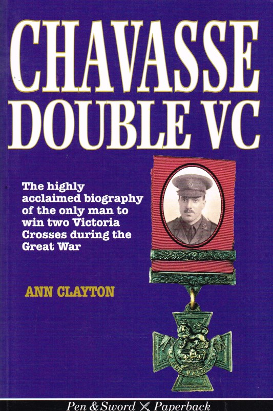 Image for CHAVASSE - DOUBLE VC
