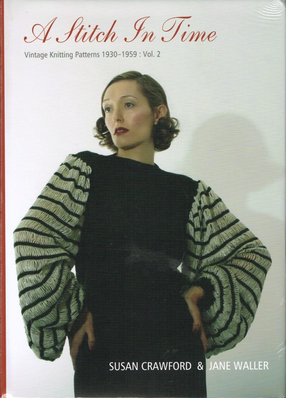 Image for A STITCH IN TIME: VINTAGE KNITTING PATTERNS 1930-1959: VOLUME 2