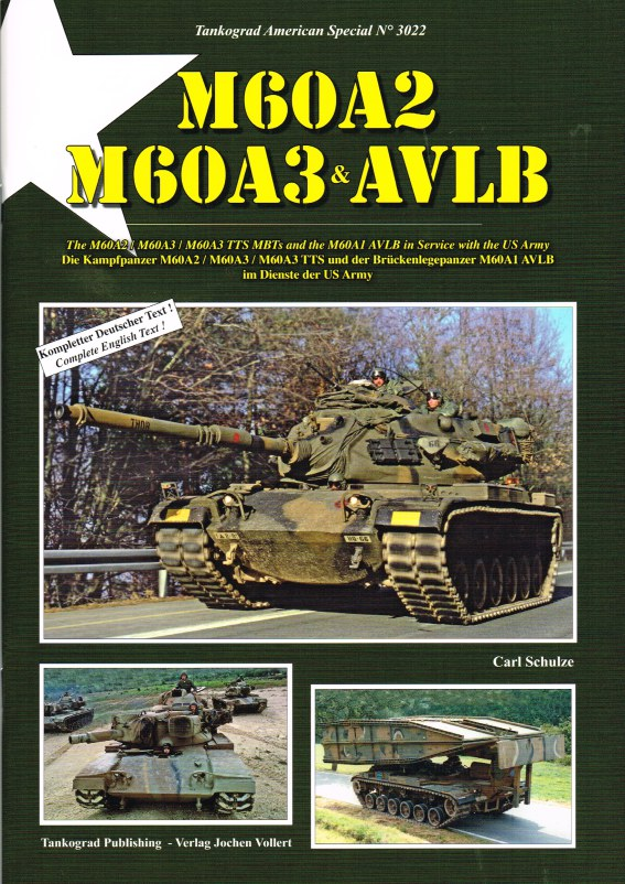 Image for M60A2, M60A3 & AVLB IN SERVICE WITH THE US ARMY
