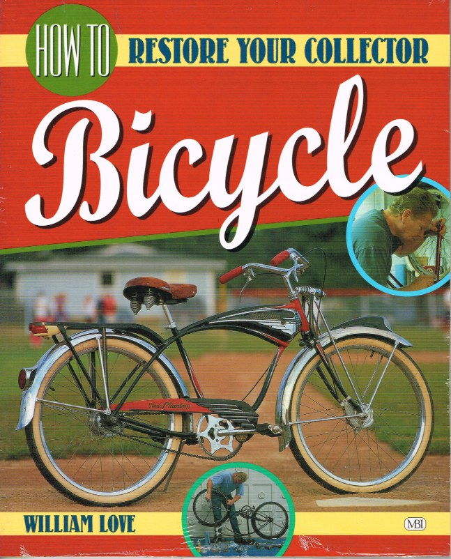 Image for HOW TO RESTORE YOUR COLLECTOR BICYCLE