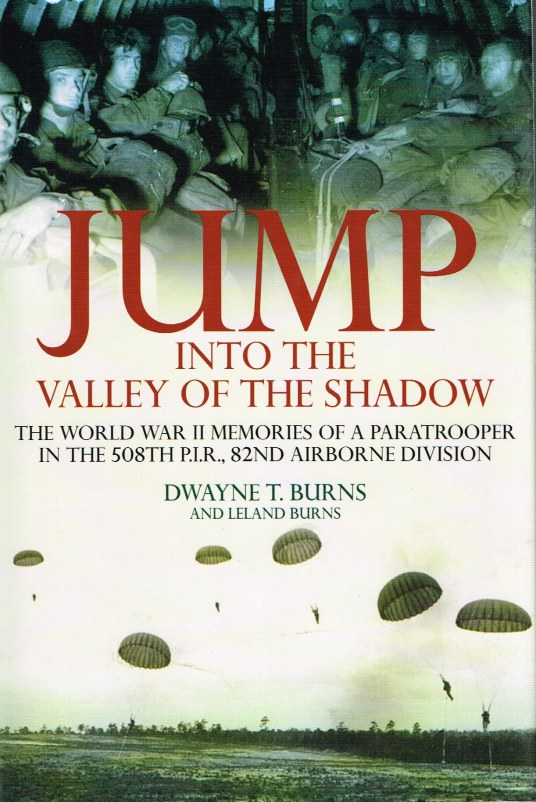 Image for JUMP INTO THE VALLEY OF THE SHADOW