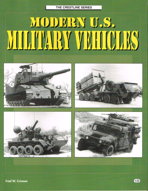 Image for MODERN US MILITARY VEHICLES