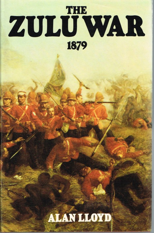Image for THE ZULU WAR 1879