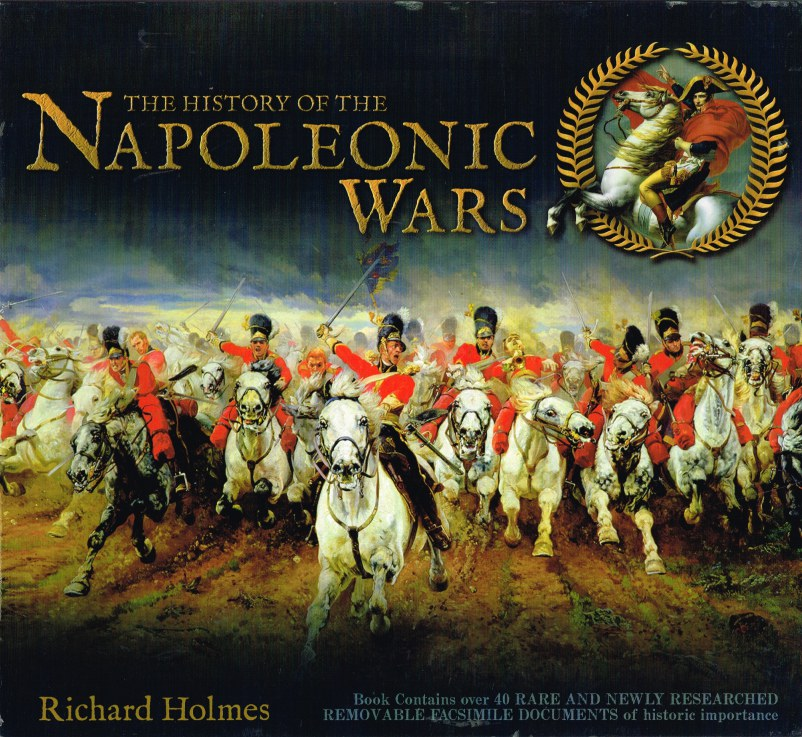 Image for THE HISTORY OF THE NAPOLEONIC WARS