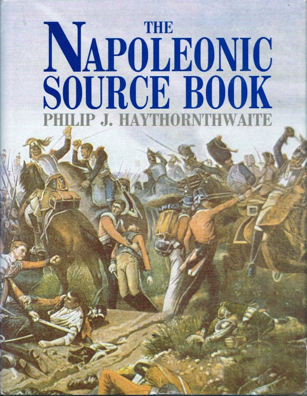 Image for THE NAPOLEONIC SOURCE BOOK