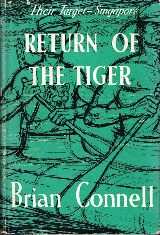 Image for RETURN OF THE TIGER