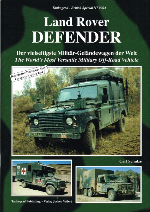 Image for LAND ROVER DEFENDER: THE WORLD'S MOST VERSATILE MILITARY OFF-ROAD VEHICLE