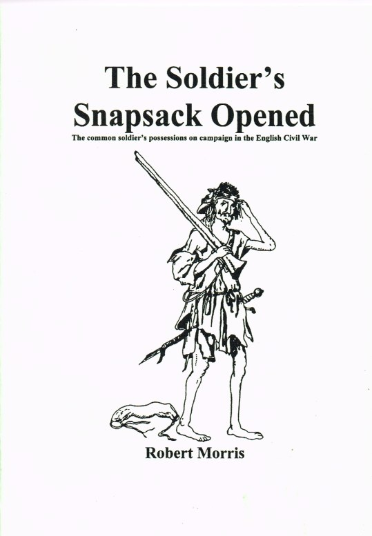 Image for THE SOLDIER'S SNAPSACK OPENED