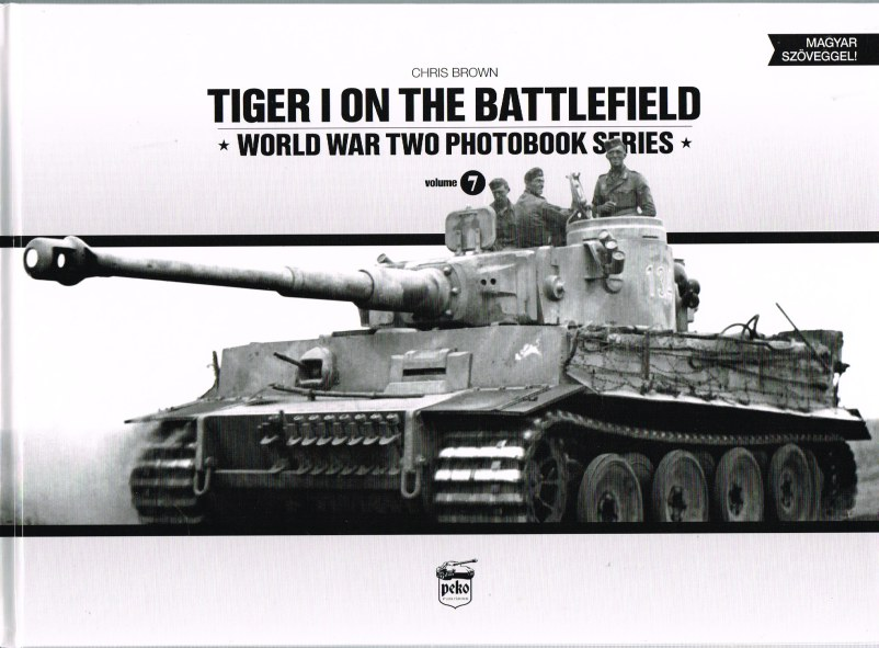 Image for TIGER I ON THE BATTLEFIELD