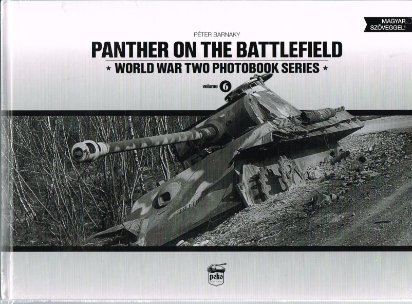 Image for PANTHER ON THE BATTLEFIELD
