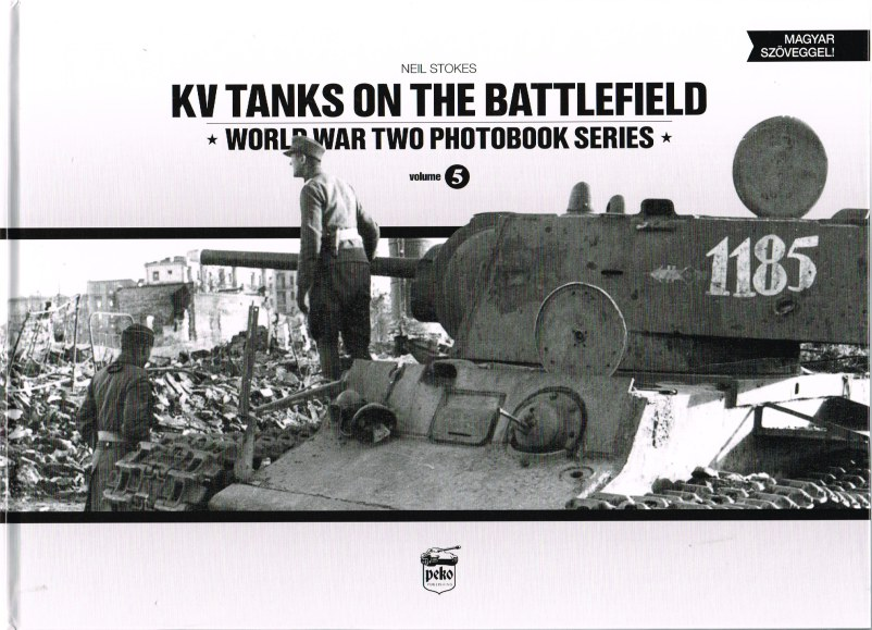 Image for KV TANKS ON THE BATTLEFIELD