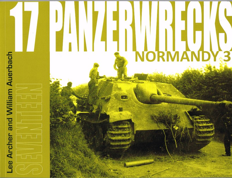 Image for PANZERWRECKS 17: NORMANDY 3