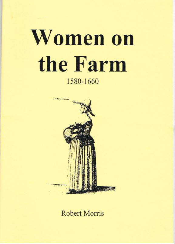Image for WOMEN ON THE FARM 1580-1660