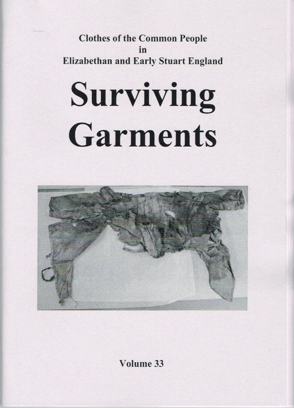 Image for CLOTHES OF THE COMMON PEOPLE VOLUME 33: SURVIVING GARMENTS