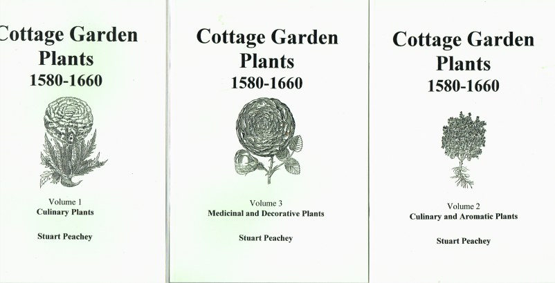 Image for COTTAGE GARDEN PLANTS 1580-1660 (THREE VOLUME SET)