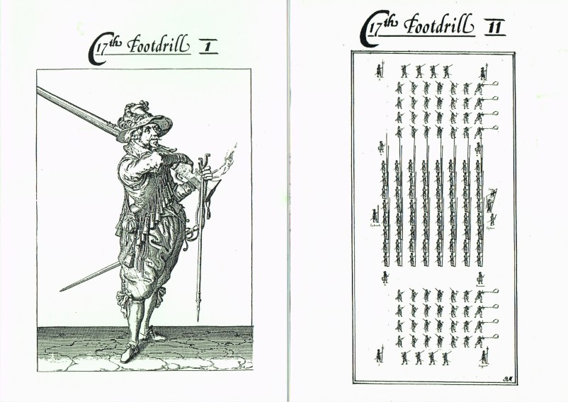 Image for AN INTRODUCTION TO SEVENTEENTH CENTURY FOOTDRILL (TWO VOLUME SET)