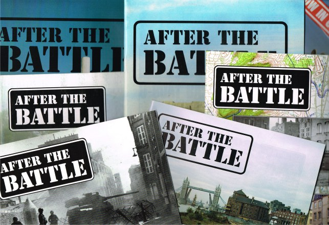 Image for AFTER THE BATTLE: MAGAZINE (BACK ISSUES AVAILABLE)