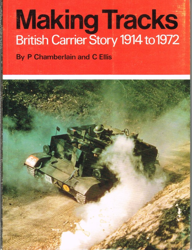 Image for MAKING TRACKS: THE BRITISH CARRIER STORY 1914 TO 1972
