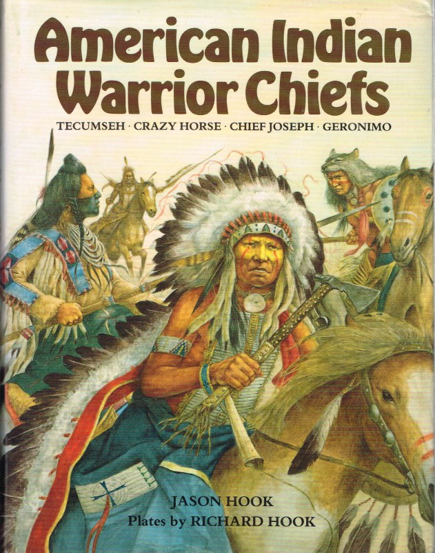 Image for AMERICAN INDIAN WARRIOR CHIEFS