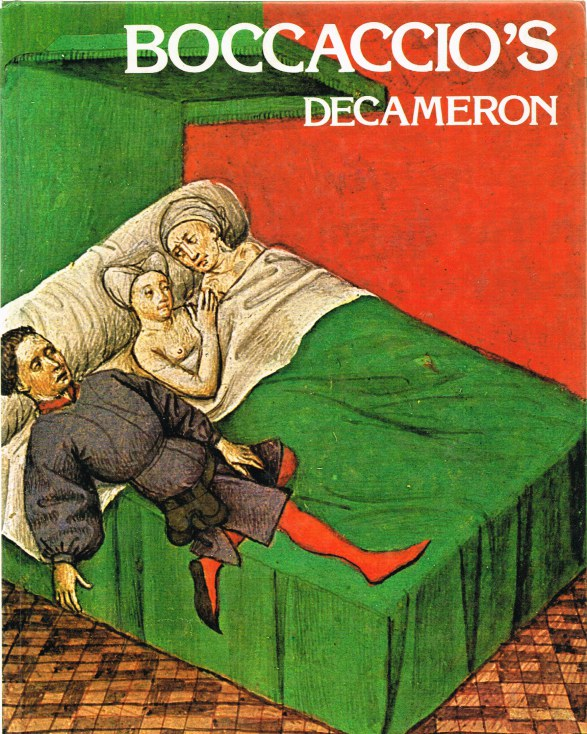 Image for BOCCACCIO'S DECAMERON