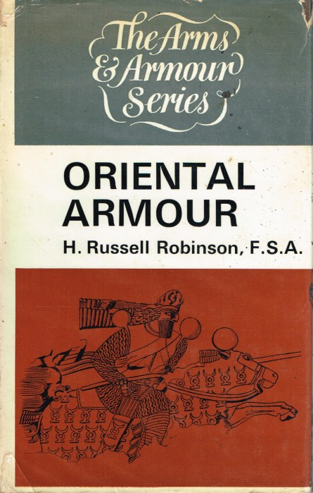 Image for ORIENTAL ARMOUR