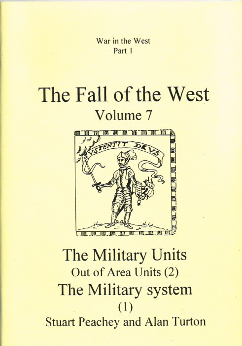 Image for THE FALL OF THE WEST VOL. 7 THE MILITARY UNITS