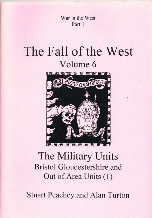 Image for THE FALL OF THE WEST VOL. 6: THE MILITARY UNITS
