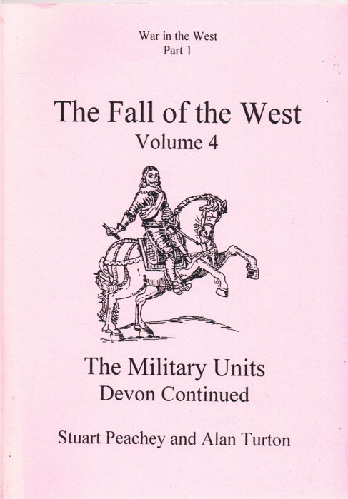 Image for THE FALL OF THE WEST VOL. 4 THE MILITARY UNITS