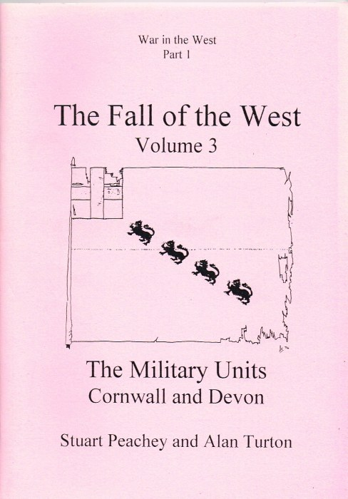 Image for THE FALL OF THE WEST VOL. 3 THE MILITARY UNITS