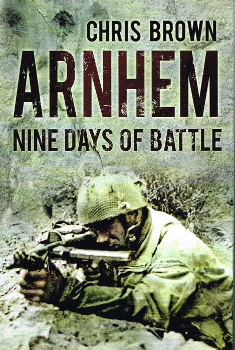 Image for ARNHEM : NINE DAYS OF BATTLE