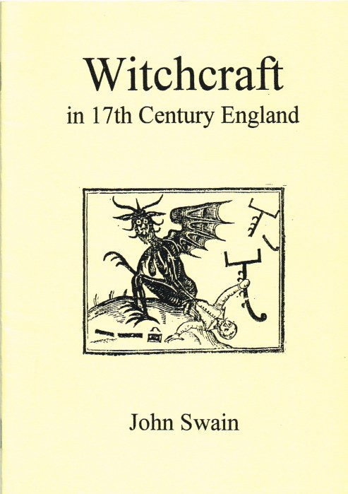 Image for WITCHCRAFT IN SEVENTEENTH CENTURY ENGLAND