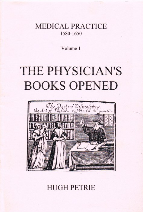 Image for THE PHYSICIAN'S BOOKS OPENED
