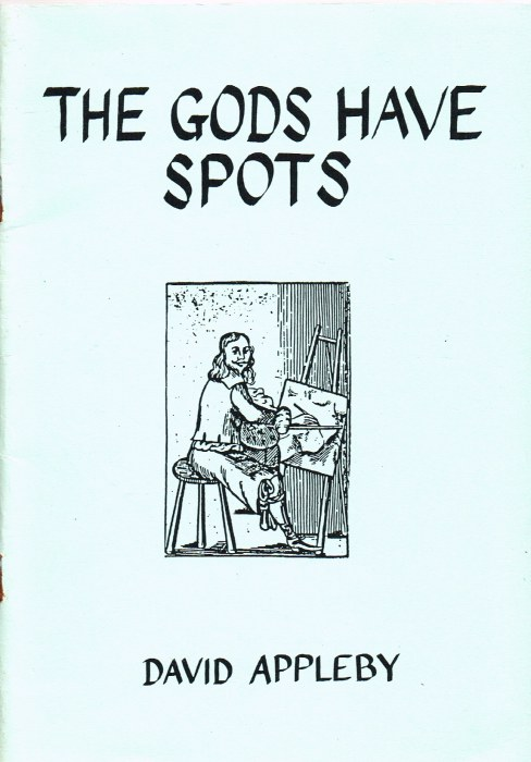 Image for THE GODS HAVE SPOTS